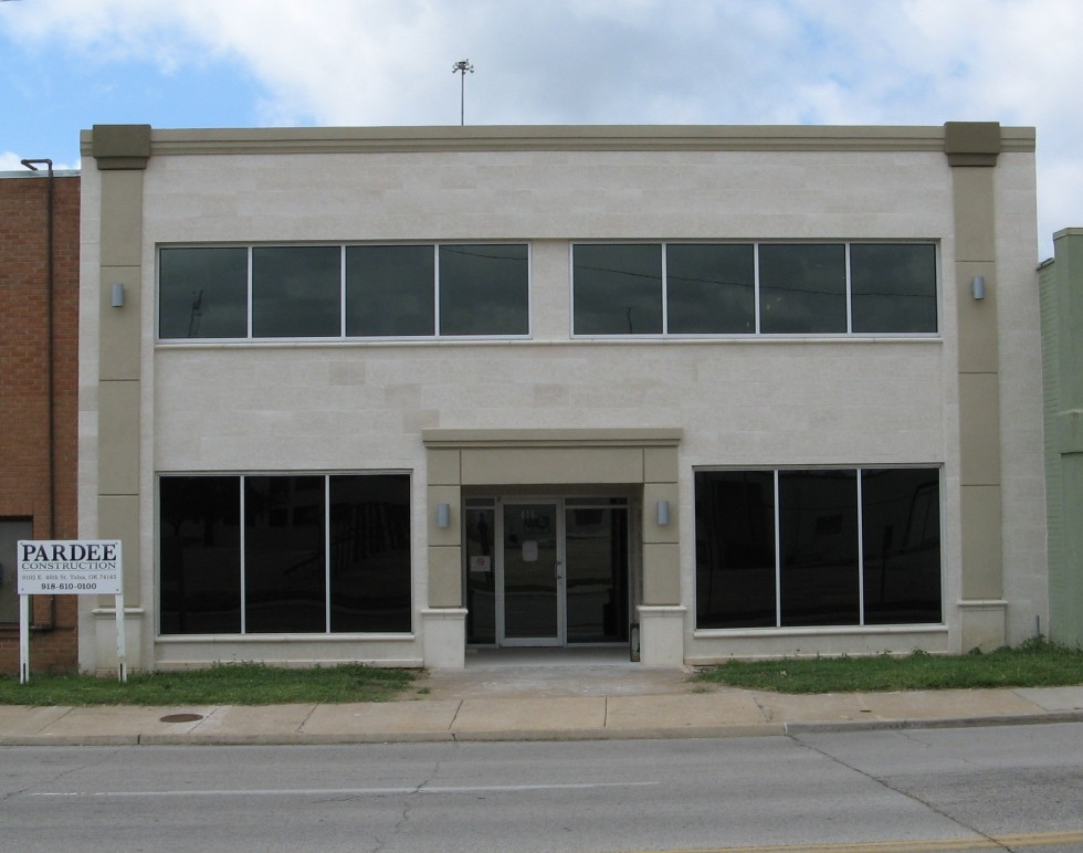 Pardee New Office Exterior